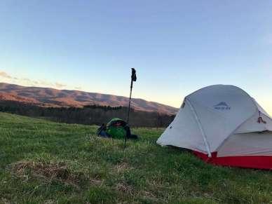 camping virginia