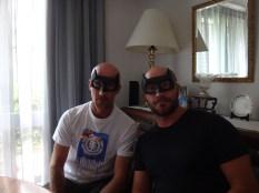 Bat brothers