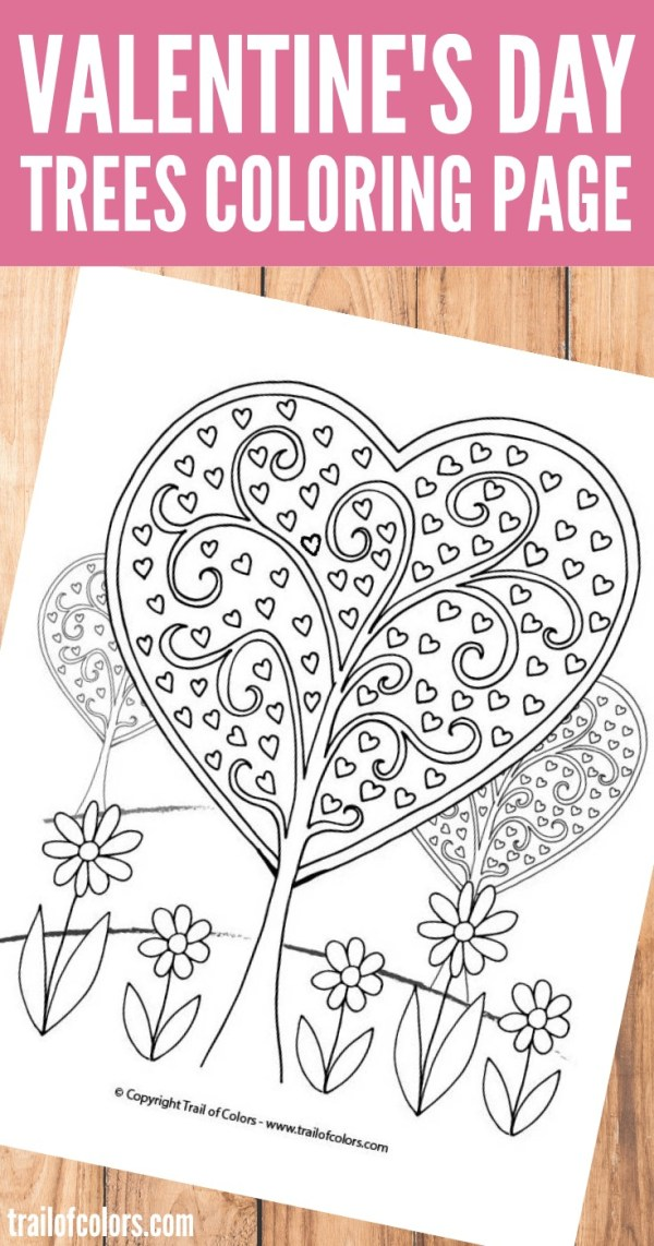 trees coloring pages # 64
