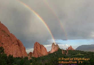 Rainbow-Garden of the Gods-Colorado-Hiking-Trail of Highways-RoadTrek TV-Get Lost in America-Organic-Content-Marketing-Social-Media-Travel-Tom Ski-Skibowski-Social SEO-Photography