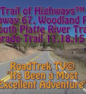 Woodland Park-Colorado 67-Highways-Scenic Drive-Trail of Highways-RoadTrek TV-Organic Content-Marketing-Social SEO-Travel-Media-