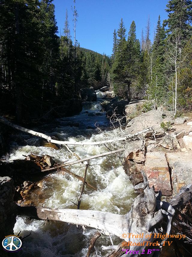 Wild Basin Trail-Calypso Cascades-Ouzel Falls Trail-RMNP-Coloradolive-Copeland Falls-Trail of Highways-RoadTrek TV-Tom Ski-Social SEO-Photography-7