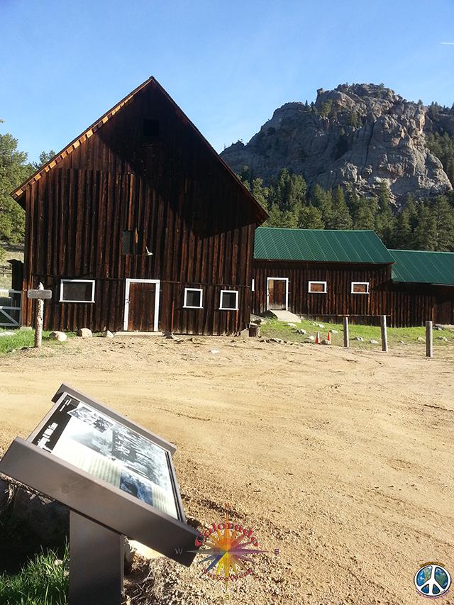 McGraw Ranch,Rocky Mountain National Park, Cow Creek Trailhead