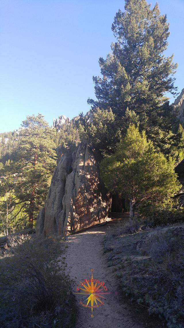 Black Canyon Trail_Rocky Mountain National Park_Hiking Trail