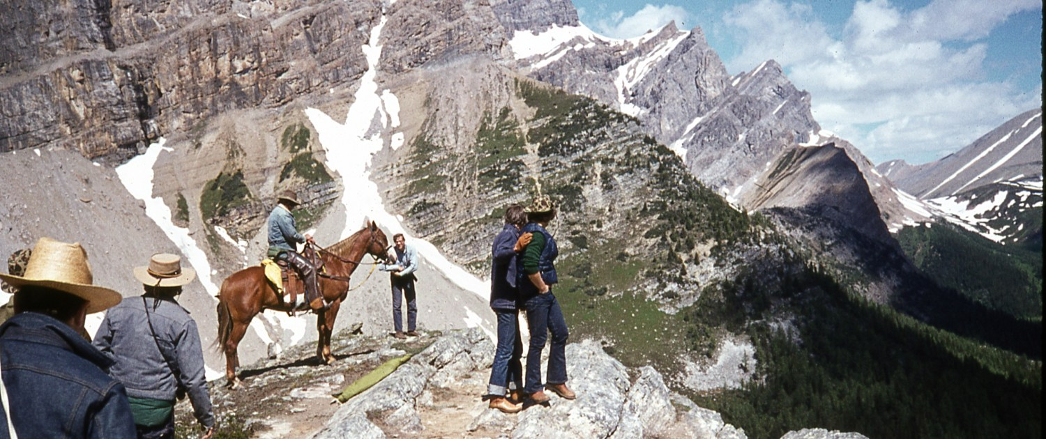 Johnston's Creek - Trail Riders of the Canadian Rockies