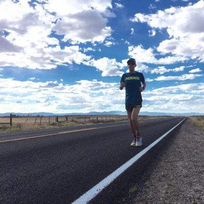 Fastest US crossing – Pete Kostelnick