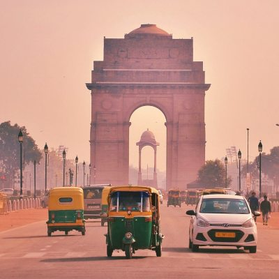 The Great Indian Golden Quadrilateral Run for HOPE