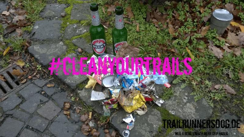 #cleanyourtrails aktion