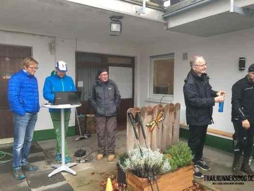 Stefan, Michael, Ulrich und Jan