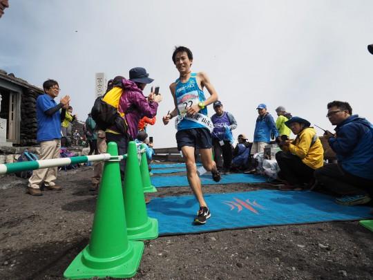 Sho Matsumoto finish FMR15