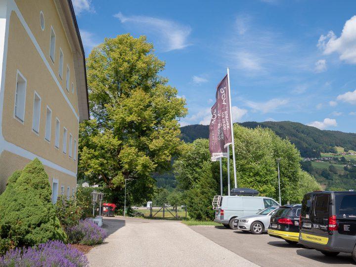 オーストリア・モントゼーにあるBoaテクノロジー社のオフィスを訪ねました。