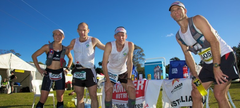 Oxfam Trailwalker Sydney 2012 - Forming a Winning Team.