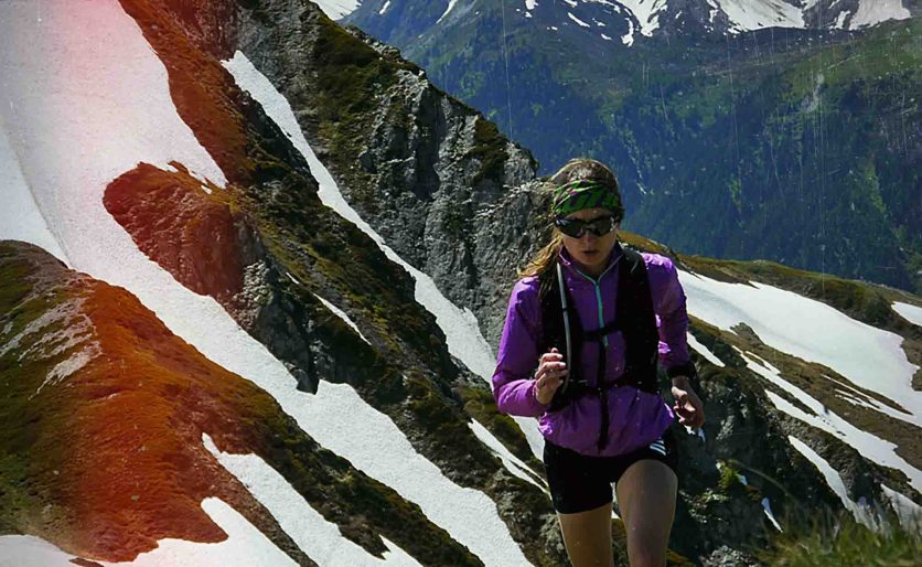 Shona Stephenson UTMB - Ultra-Trail du Mont-Blanc Race Report