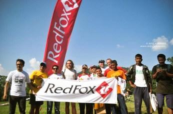 trail running race kathmandu nepal prize giving