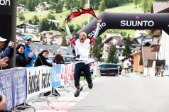 mira finishing sellaronda 56km