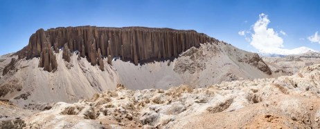 Mustang Trail Race: Yara's amazing cliffs