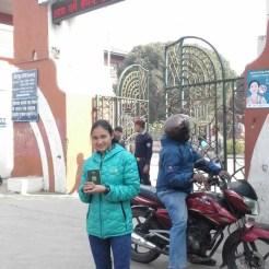 bishnu getting nepal passport