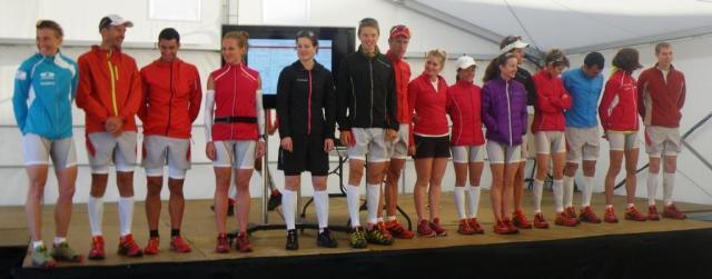 Salomon Trail team 2011