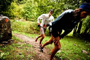 Kilian Jornet & Anton Krupicka leading the 2012 edition.