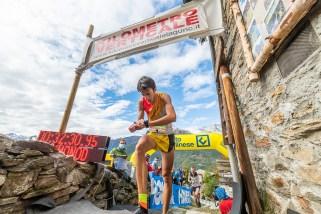 Photo: Corsa in montagna