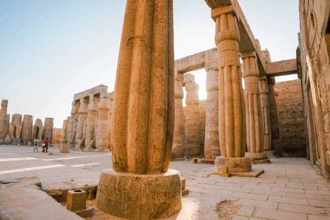 Guide to Luxor's East Bank