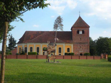 Hohennauener Kirche