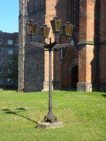 Laterne bei St. Marien