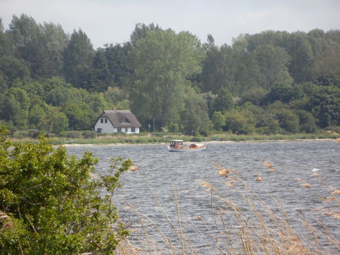 Stresower Bucht im Rügenschen Bodden