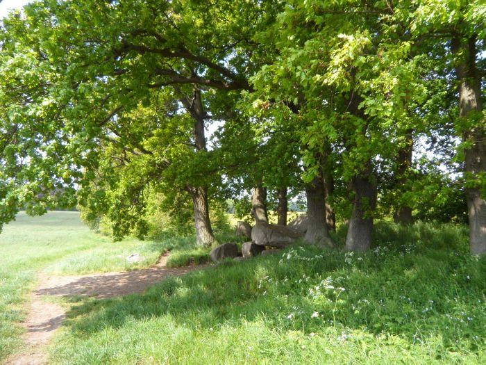 Hügelgräber von Lanken-Granitz