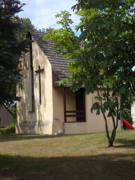 Kirche von Bahnitz