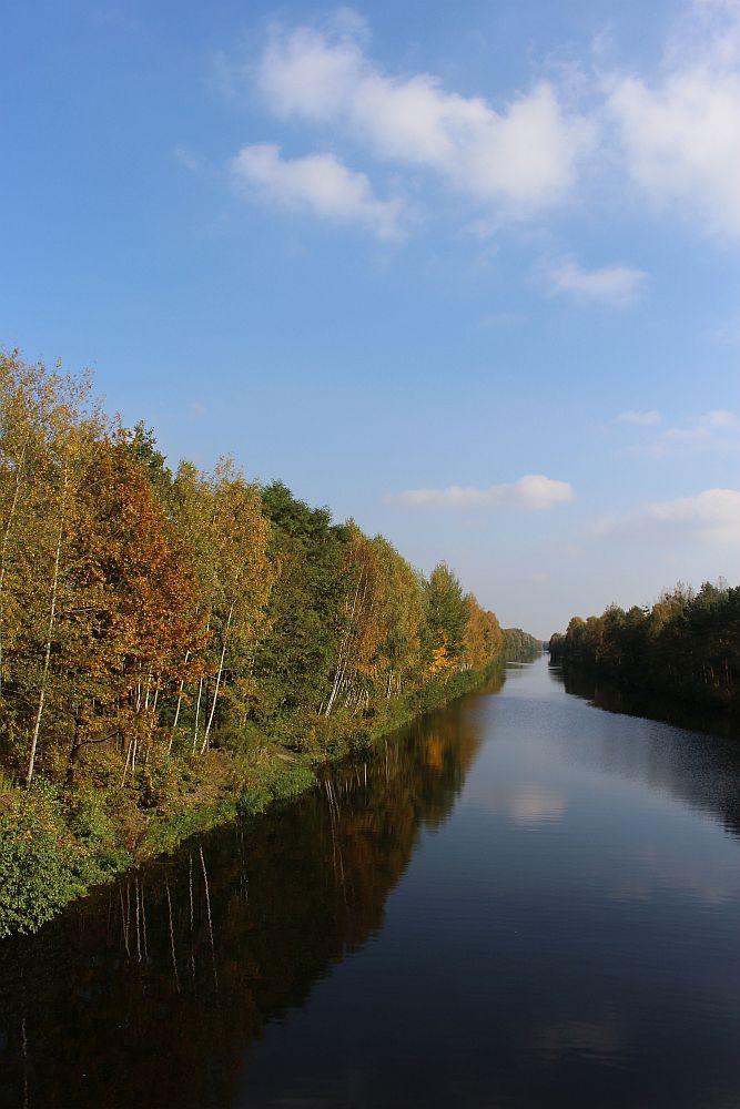Havelkanal bei Schönwalde