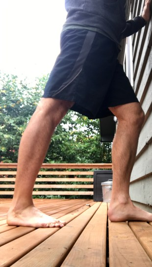 Traditional Runners Stretch