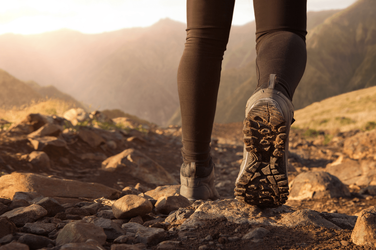 Increase your hiking speed with Fartlek intervals trailside fitness