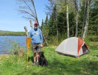 green river may camping 40