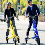 Trikke electric carving vehicles