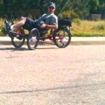 recumbent trike on Trailsnet.com
