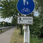 Autoreise frei means cars not allowed