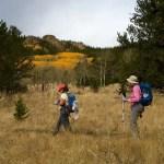 segment 5 of Colorado Trail