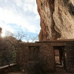 ruins at Redfield Canyon
