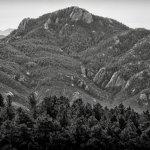 hiking Rincon Peak