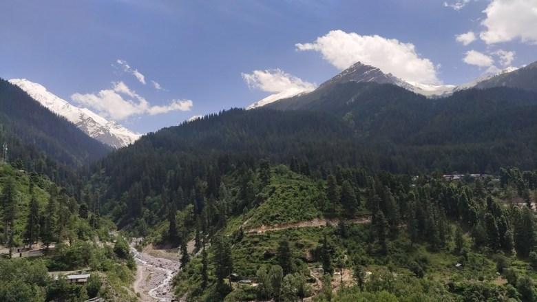 En Route Barshaini