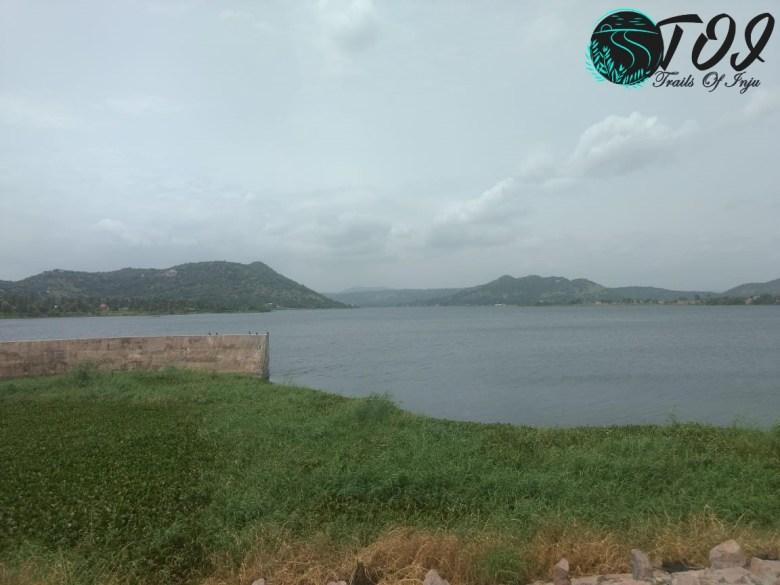 Haro Bele Dam Backwaters