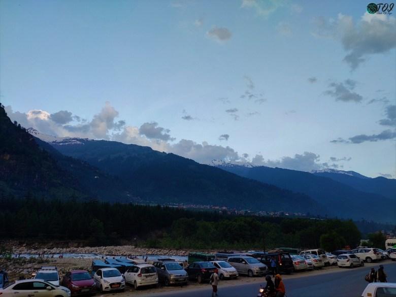 Goodbye Views Of Manali