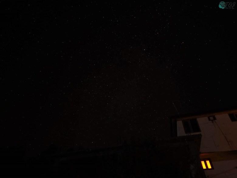 Starry Night in Manali