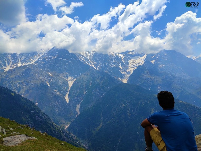 Tranquility Of Triund
