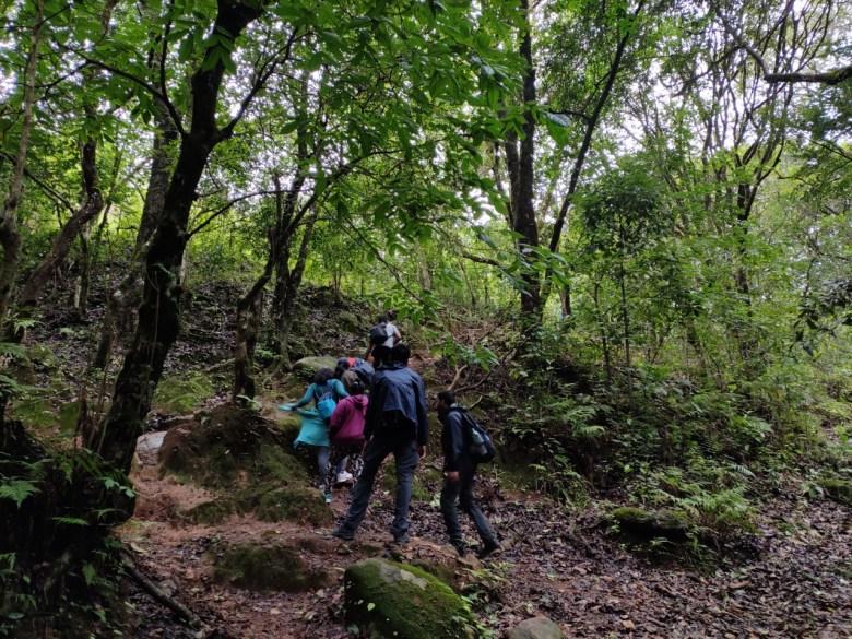 Climbs During Kudremukh Trek