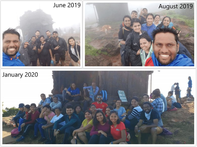 Kodachadri Peak Conquered- Thrice