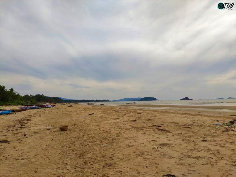 Majali Beach Karwar