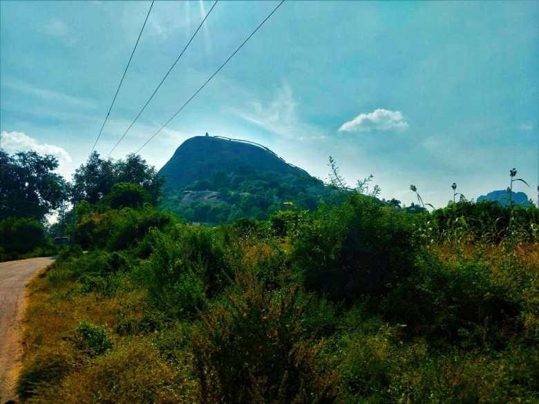 SRS Hills Trek Ramanagara