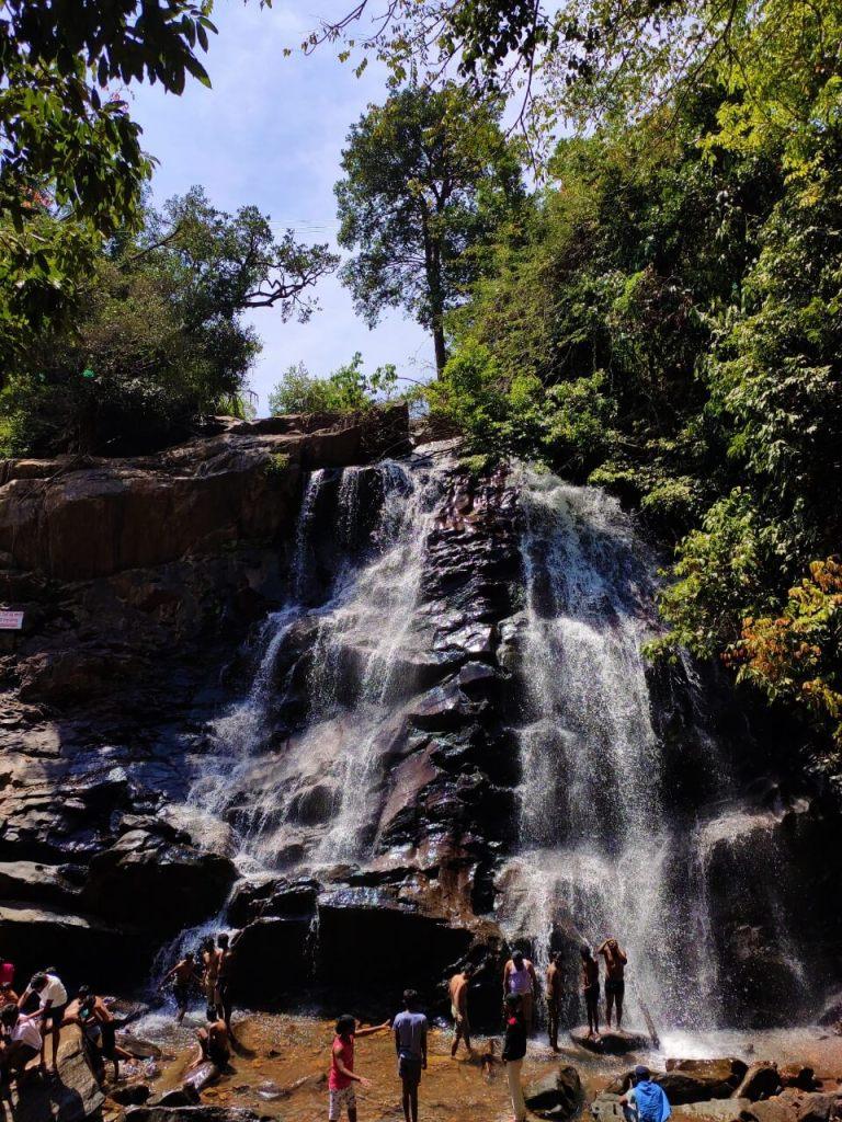 Sirimane Falls, Near Kigga, Sringeri